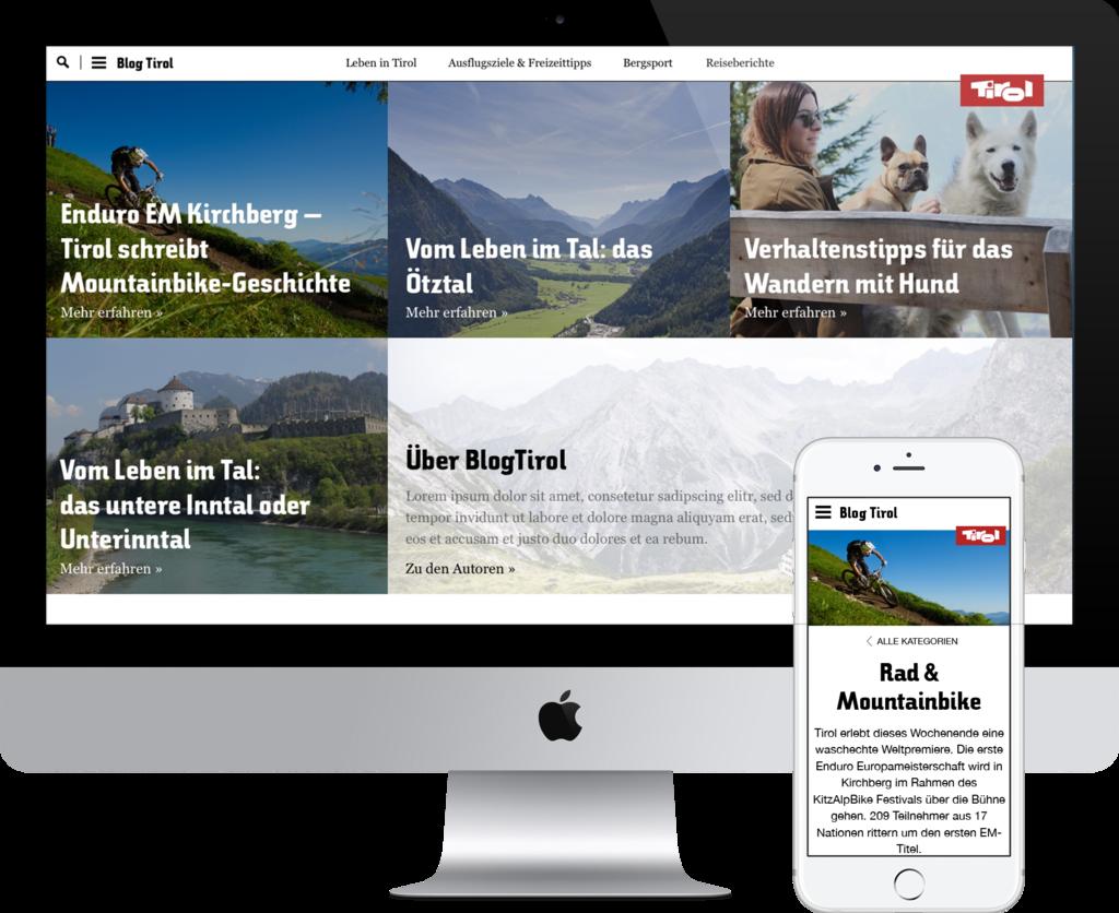 Blog von Tirol Marketing - Tourismus Blogs