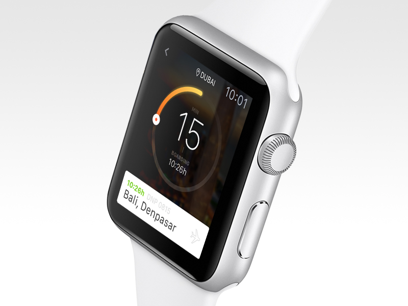Apple Watch App Design Reise